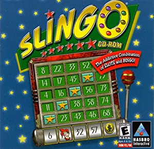 Slingo (Jewel Case) - PC