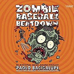 Zombie Baseball Beatdown Audiobook