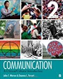 img - for Communication: A Critical/Cultural Introduction book / textbook / text book