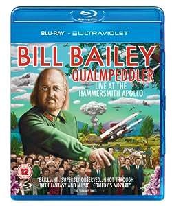 Bill Bailey: Qualmpeddler (Live 2013) [Blu-ray]