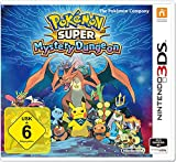 Video Games - Pokémon Super Mystery Dungeon - [3DS]