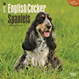 BT English Cocker Spaniels 2015 Wall