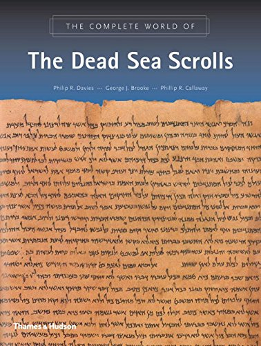 The Complete World of the Dead Sea Scrolls
