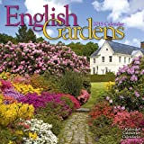 English Gardens Calendar - 2015 Wall calendars - Garden Calendars - Flower Calendar - Monthly Wall Calendar by Avonside