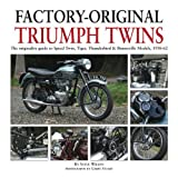 img - for Factory-Original Triumph Twins book / textbook / text book