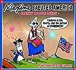 MAXINE Salute to America 2014 Wall Calendar