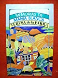 img - for Memorias de Mama Blanca (Spanish Edition) book / textbook / text book