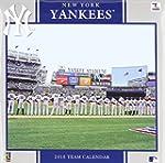 New York Yankees 2015 Calendar