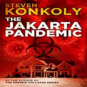 The Jakarta Pandemic Audiobook