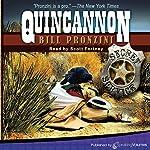 Quincannon   Bill Pronzini