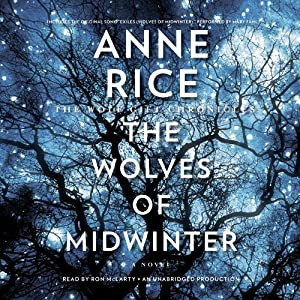 The Wolves of Midwinter Audiobook