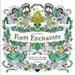 For�t enchant�e - Carnet de coloriage et Chasse au tr�sor antistress
