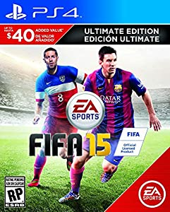 Amazon com fifa 15 ultimate edition playstation 4 video games