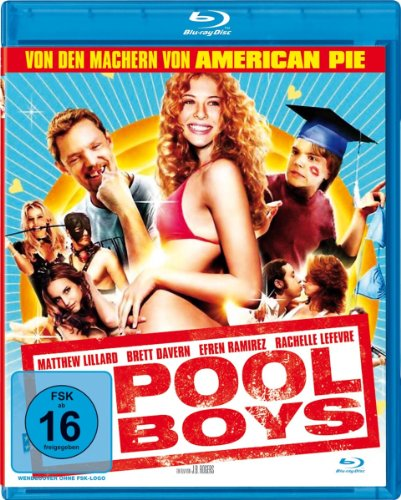 Pool Boys [Blu-ray]