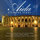 Aida: Orig. Rec. from La Scala, Milan