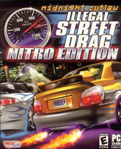 Midnight Outlaw – Illegal Street Drag – Nitro Edition