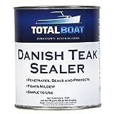 TotalBoat Danish Teak Wood Sealer (Quart) (Tamaño: Quart)