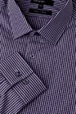 Autograph Pure Cotton Check Shirt [T11-0987A-S]