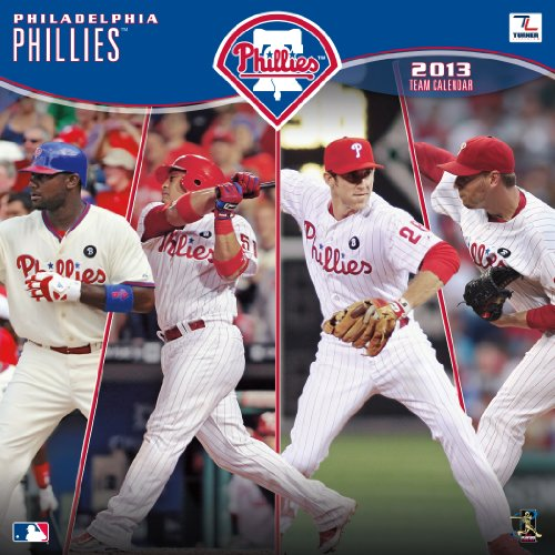 Perfect Timing - Turner 2013 Philadelphia Phillies Mini Wall Calendar  (8040280) at Amazon.com