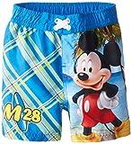 Disney Baby-Boys Infant Mickey Swim Trunk, Multi, 12 Months