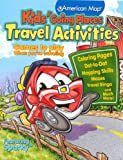 Kids' Going Places Travel Activities: Games to Play When Traveling