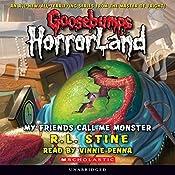 Goosebumps HorrorLand, Book 7: My Friends Call Me Monster | R. L. Stine