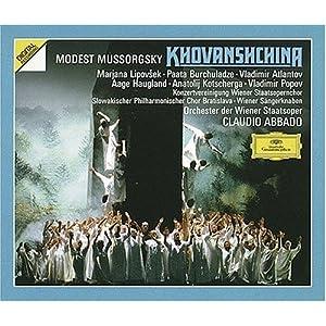 Mussorgsky: Khovanshchina - Abbado