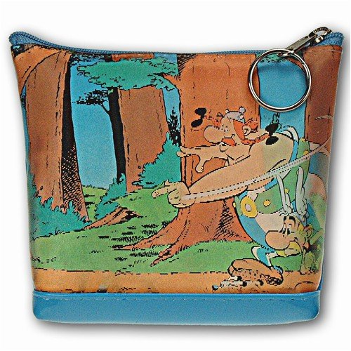 Lenticular Purse, Changing Lenticular Images, Asterix Und Cbelix, RC-810-Pavia - Buy Lenticular Purse, Changing Lenticular Images, Asterix Und Cbelix, RC-810-Pavia - Purchase Lenticular Purse, Changing Lenticular Images, Asterix Und Cbelix, RC-810-Pavia (Lantor, Apparel, Departments, Accessories, Wallets, Money & Key Organizers, Billfolds & Wallets)