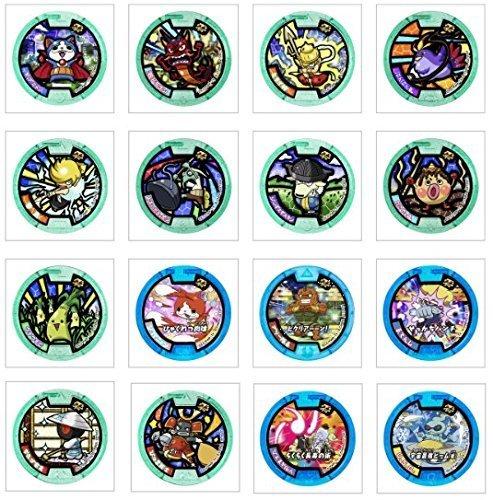 ガシャポン ガチャガチャ 妖怪ウォッチ 妖怪メダル零vol.2 バンダイ -