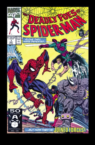 : Spider-Man: Deadly Foes of Spider-Man (Spider-Man (Graphic Novels))