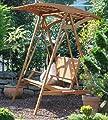 Leco Holzschaukel Elegance von Leco bei Gartenmöbel von Du und Dein Garten