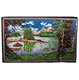 Handicrunch Beautiful Forest mural wall decorative tapestry