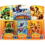 Skylanders: Giants - Triple Pack E: Prism Break, Lightening Rod, Drill Sergeant