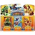 Skylanders Giants - Triple Character Pack - Prism Break, Lightning Rod, Drill Sergeant (Nintendo Wii/3DS/Wii U/PS3/Xbox 360)