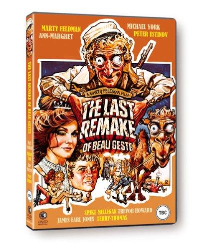 The Last Remake of Beau Geste [DVD] [Reino Unido]