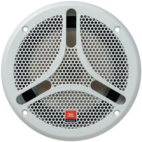 "Prospec Electronics Ms6100W Jbl Marine White 6.5"" Dual-Cone Marine Speaker"