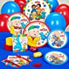 Caillou Standard Party Pack for 8