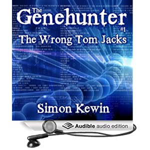 The Wrong Tom Jacks: The Genehunter, Book 1