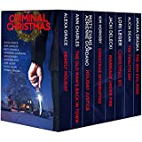 CRIMINAL CHRISTMAS: A Set of 8 Holiday Suspense Stories