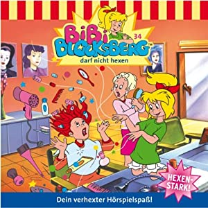 Bibi darf nicht hexen (Bibi Blocksberg 34) Hörspiel