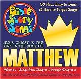 MATTHEW VOLUME 1 (Sing the Bible!)
