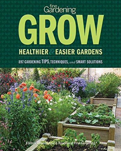 封面 Fine Gardening Grow: Healthier & Easier Gardens