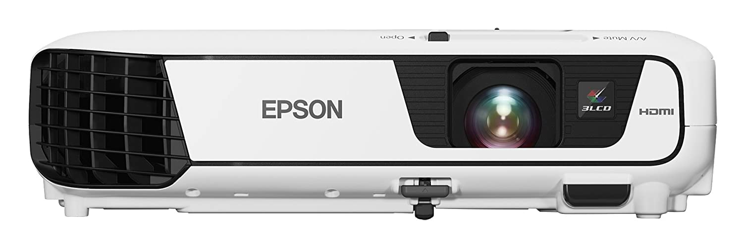Amazon.com : Epson EX3240 SVGA 3LCD Projector 3200 Lumens Color Brightness