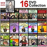 16-DVD Complete American Sign Language DVD Library - NEW