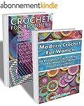 Crochet For Beginners BOX SET 2 IN 1:...
