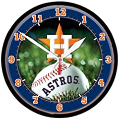 Houston Astros Wall Clock by WinCraft