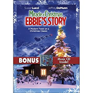 Miracle At Christmas: Ebbie's Story with Bonus CD by Echo Bridge Home Entertainment