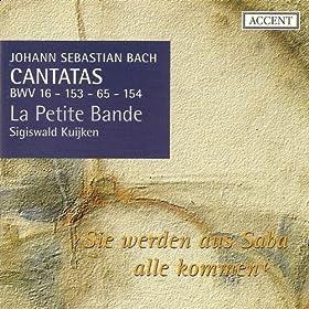 Herr Gott, dich loben wir, BWV 16: Aria: Lasst uns jauchzen, lasst uns freuen (Bass, Chorus)