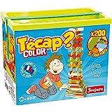 ETS JEUJURA - A1202825 - Jeux de construction - Tecap color - baril de 200 planchettes