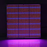 Lvjing® High Power 120w Led Plant Grow Light Panel 1365 Led Red + Blue for Hydroponic Plants Flowers Vegetables Greenhouse Hydro Lighting 85-265V (120w)